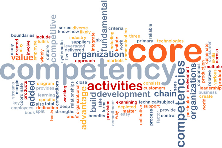 list of key competencies