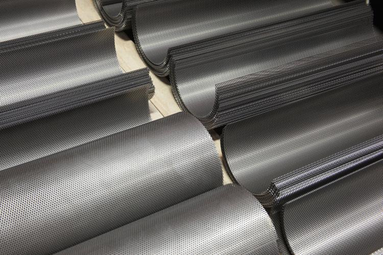 Metal products industry