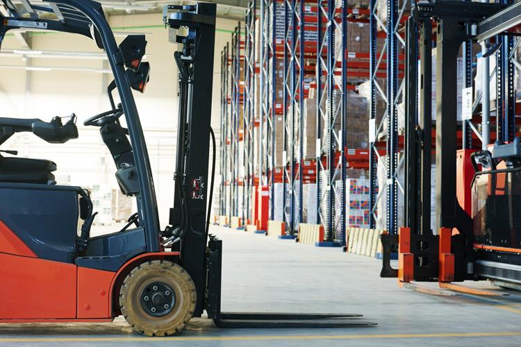 Fork-lift truck drivers