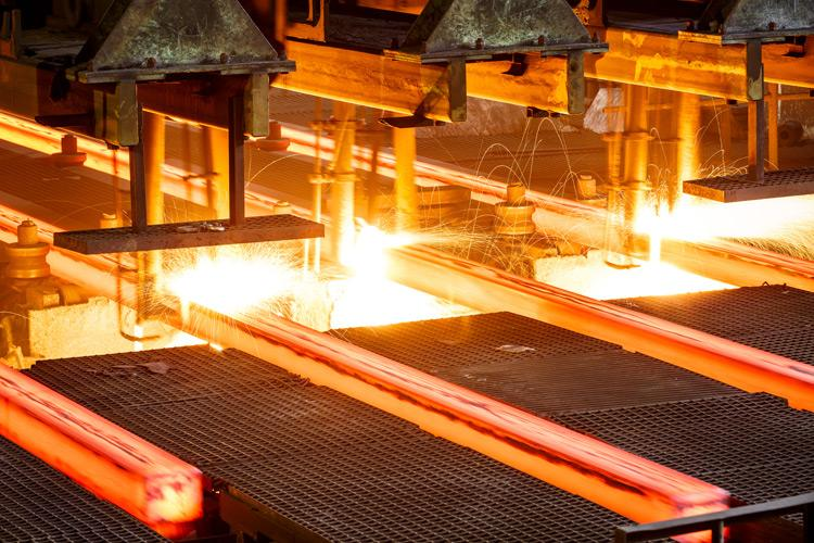 Metal making and treating process operatives